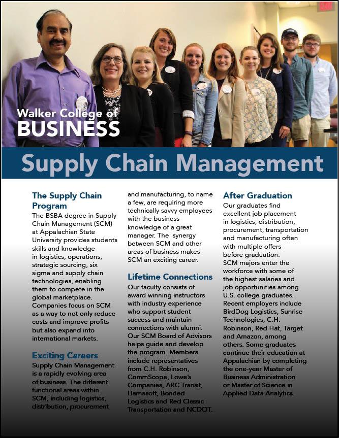 SCM Brochure